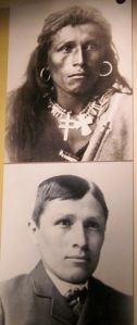 teenager before and after residential school heard museum
