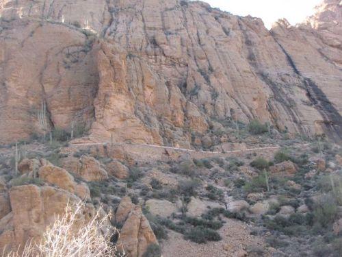 apache scenic trail tonto forest