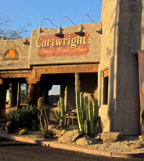 cartwright's restaurant cave creek arizona