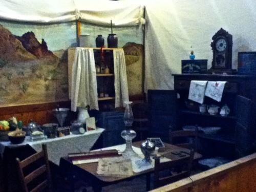 tent house scottsdale musuem