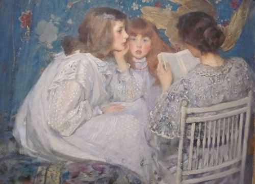 Jungle Tales by James Jebusa Shannon 1895