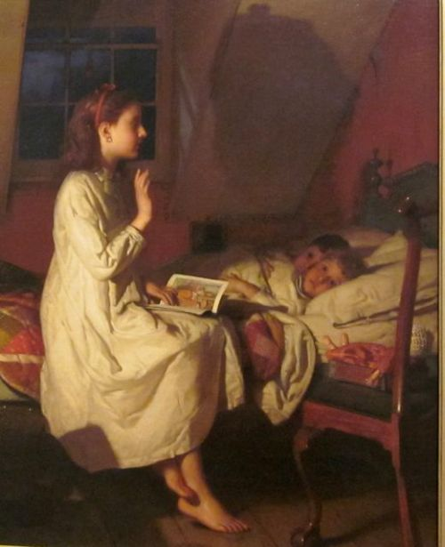 Story of Golden Locks by Seymour Joseph Guy 1870