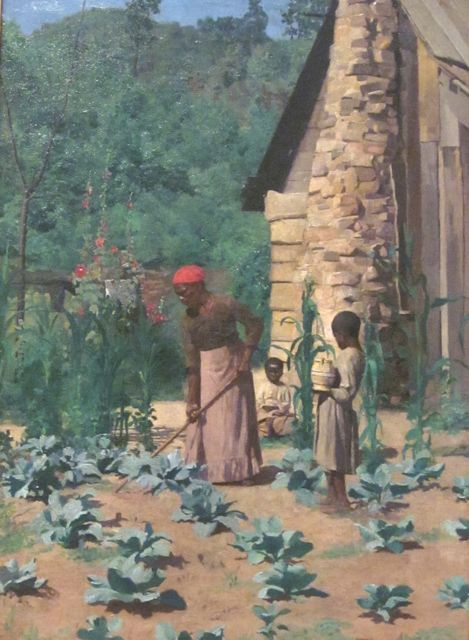 The Way They Live by Thomas Aushutz 1879
