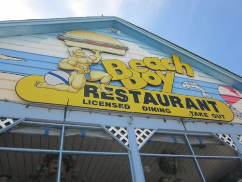 Beach Boy Restaurant Gimli