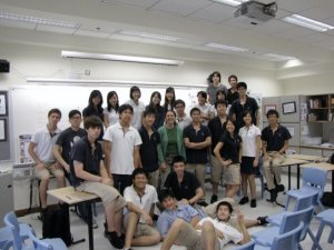 with advanced comp class