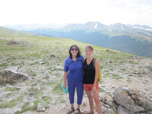 rebekah and me alpine visitor centre colorado
