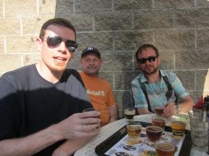 guys at boulder beer
