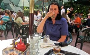 marylou at boulder beer