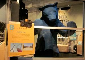 big blue bear colorado museum