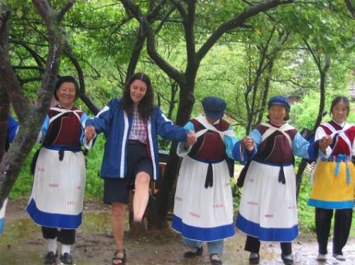 dancing in shangri la
