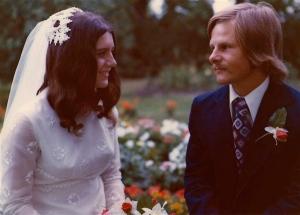 wedding 1973
