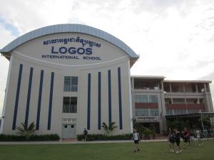 logos school cambodia
