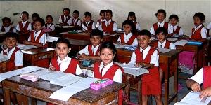 school in bali