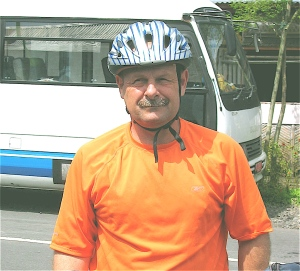 bike helmet tour in bali