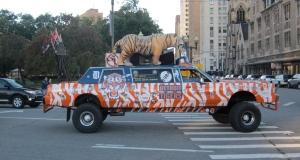 detroit tigers truck