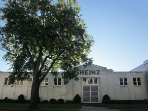 heinz factory leamington