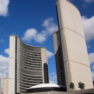 city hall toronto ontario