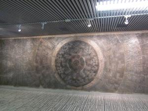 metropolis mural toronto city hall