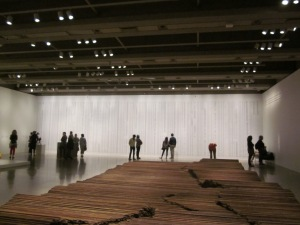 Straight and Remember by Ai Weiwei