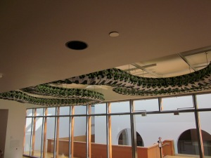 snake bag by ai weiwei