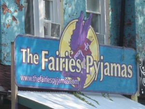 the fairies pyjamas kensington market toronto