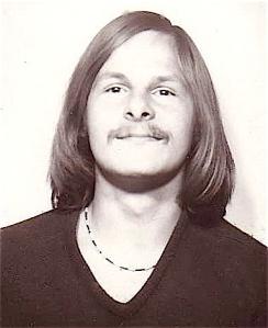 dave in 1972