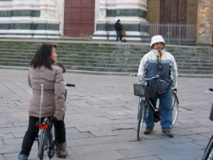 bike tour florence