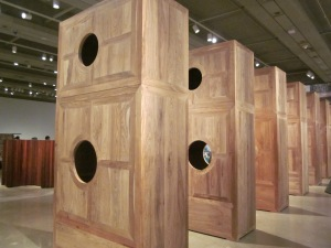 Moon Cupboards Ai wei wei