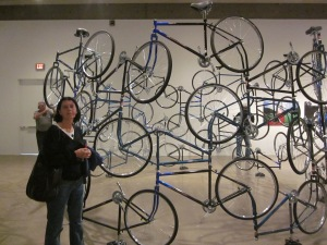 forever bicycles ai wei wei