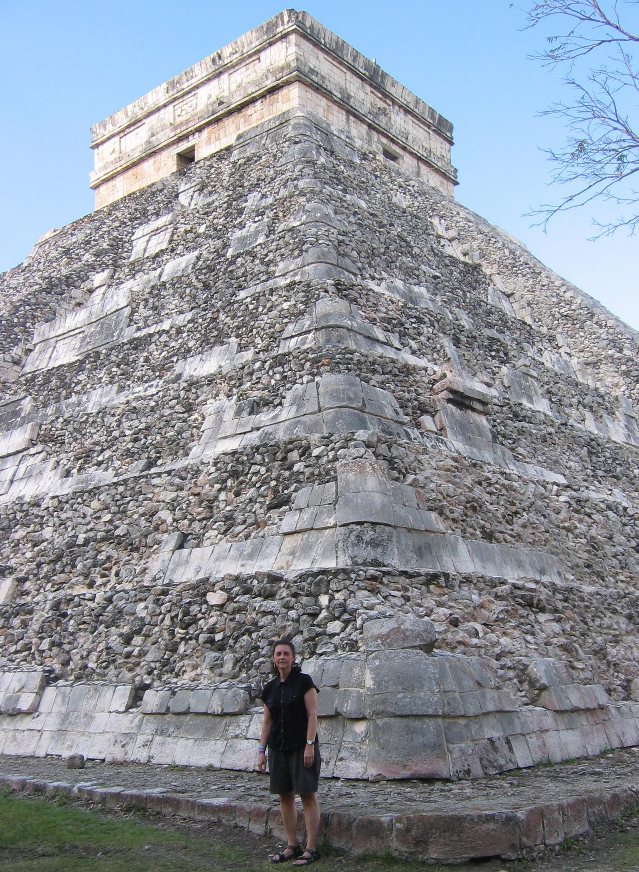 mayan sacrifice temple - HD1534×2093