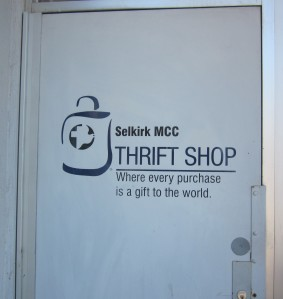 thrift shop logo