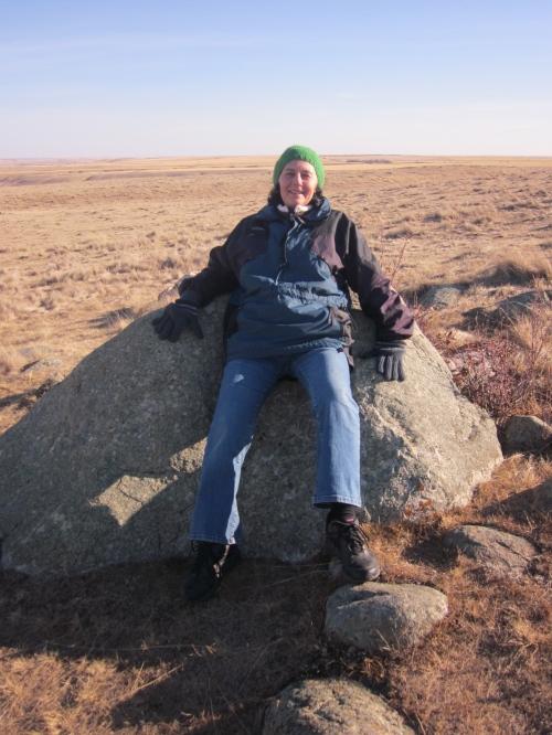 birthing stone ancient echoes herschel saskatchewan