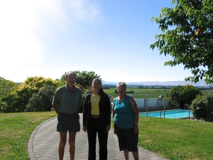 bed and breakfast hosts napier