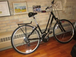 new bike