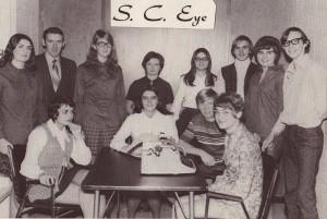 sc eye- school newspaper