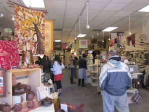ten thousand villages store asheville north carolina