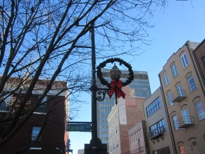 asheville north carolina christmas decorations