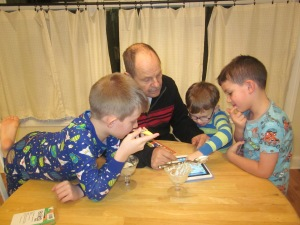 dave and the herzog boys