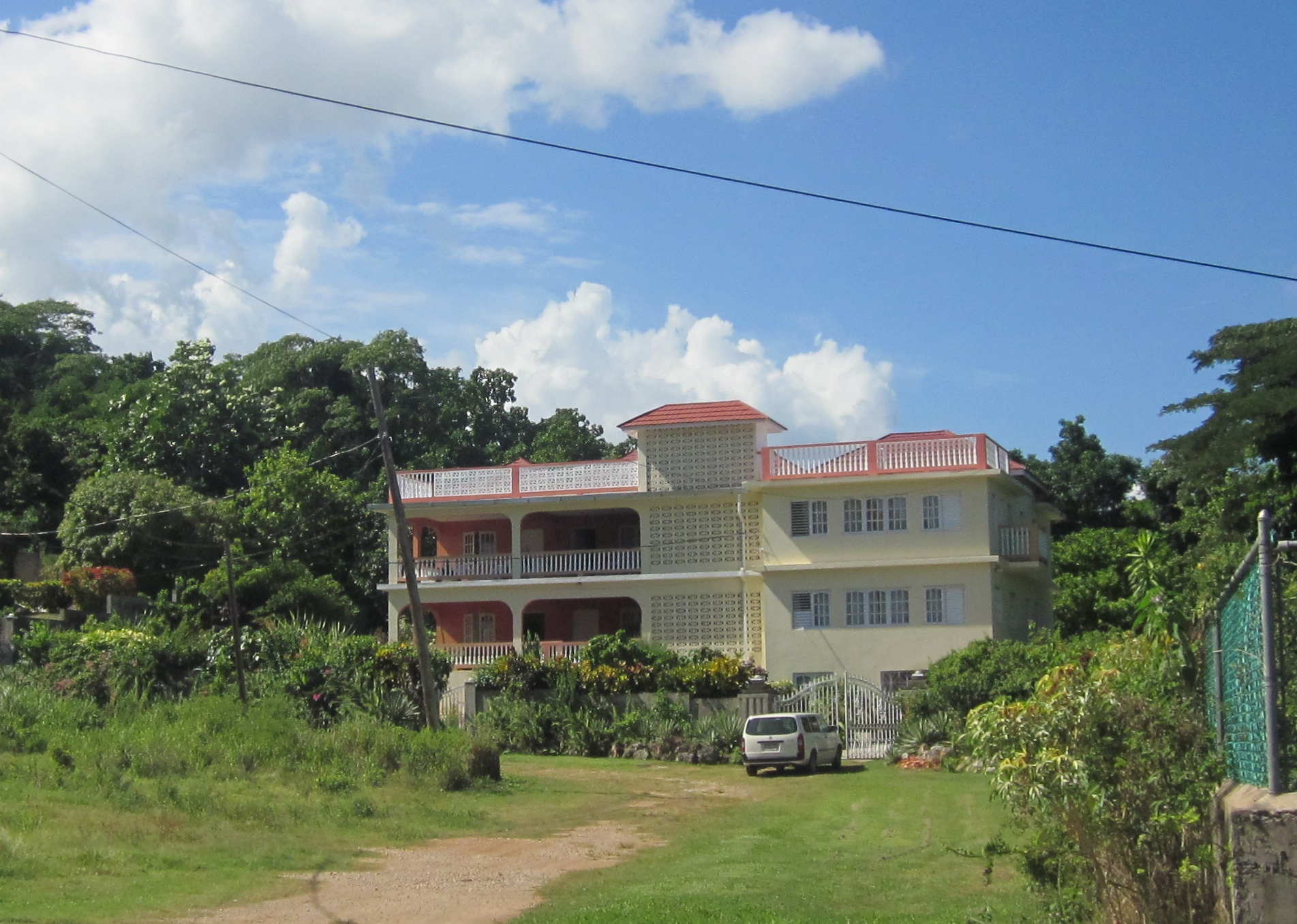 301 moved permanently for Building a house in jamaica