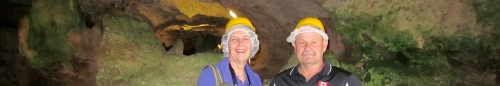 dave and maryloungreen grotto caves