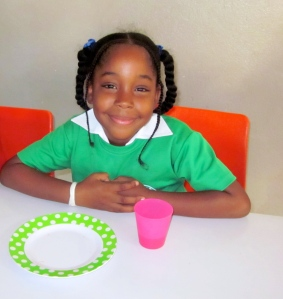 jamaican school student
