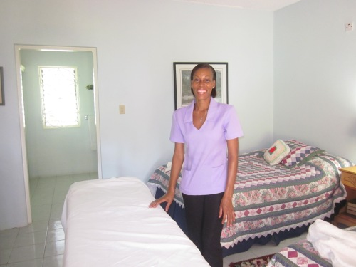 jamaican masseuse