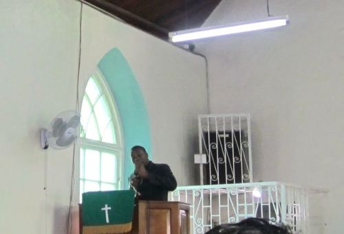 pastor speaking runaway bay