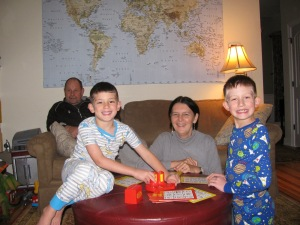 playing games with the herzog boys