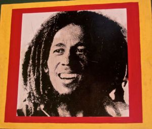 bob marley picture nine mile jamaica