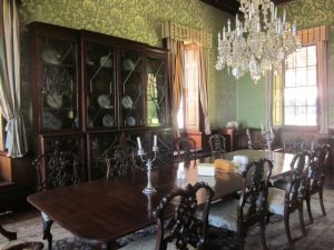 Diningroom at Rose Hall
