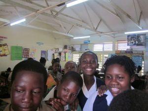 grade five class
