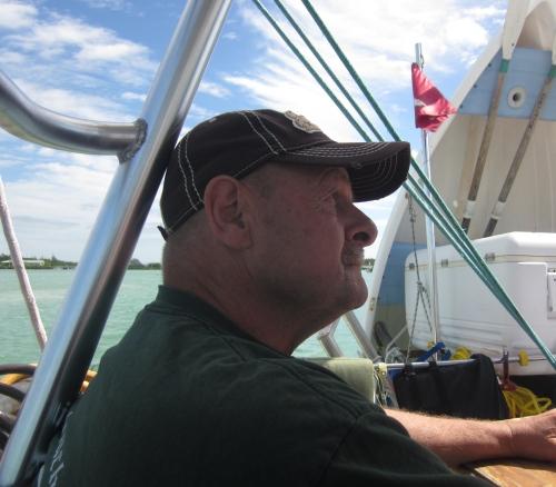 dave sailing