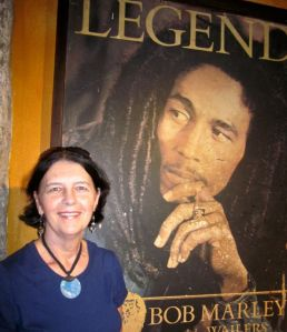 me and bob marley legend poster