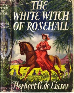 the white witch or rose hall book cover
